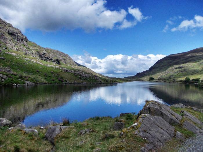 irland westkueste gap of dunloe