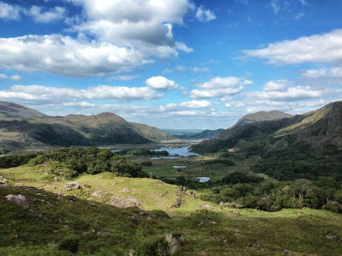 killarney ladies view
