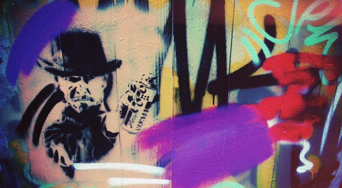 Grafitti Sprayer