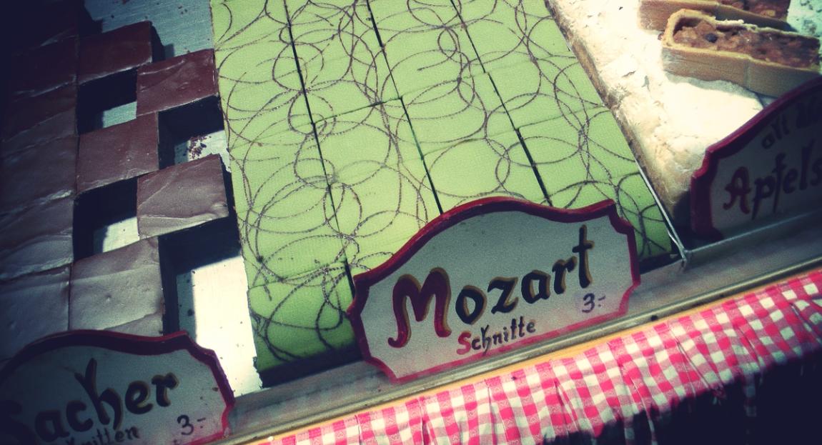 Mozartschnitte