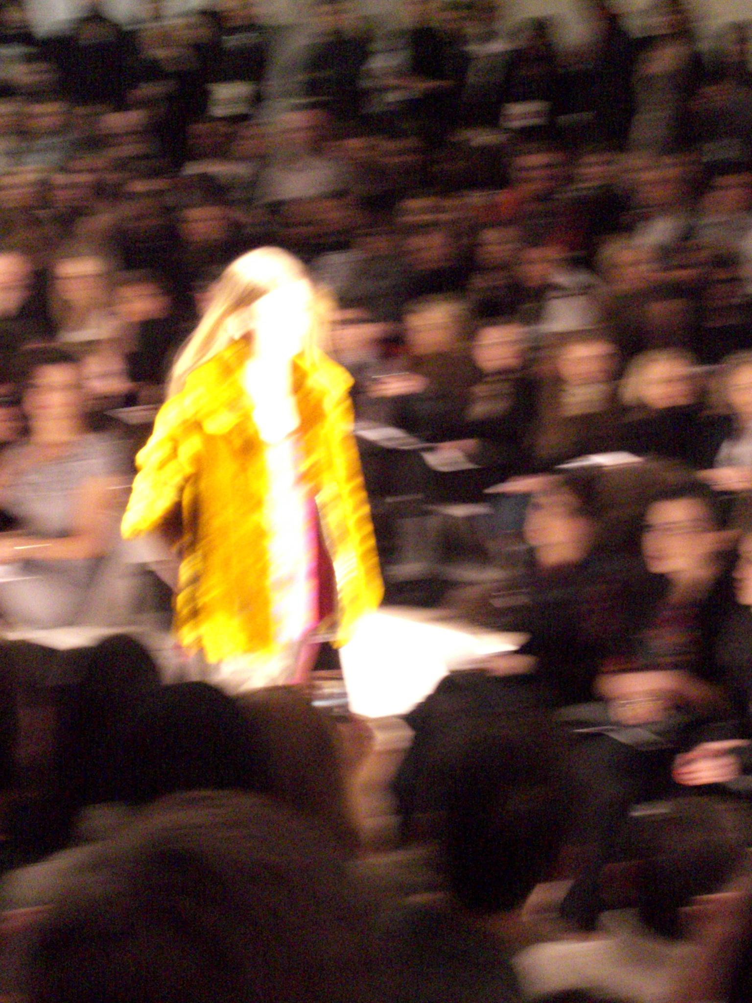 Fashion Week New York 08