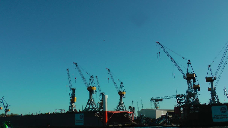 Hamburg Hafengebiet