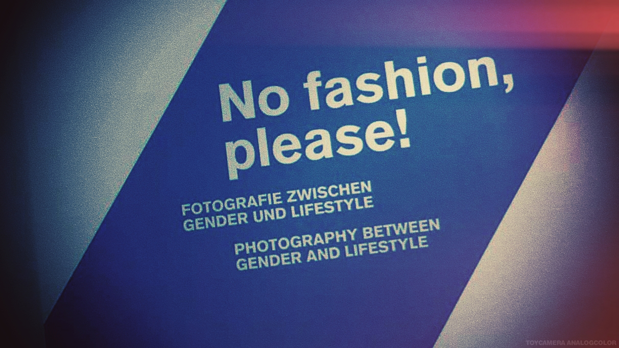 No fashion Kunsthalle Wien
