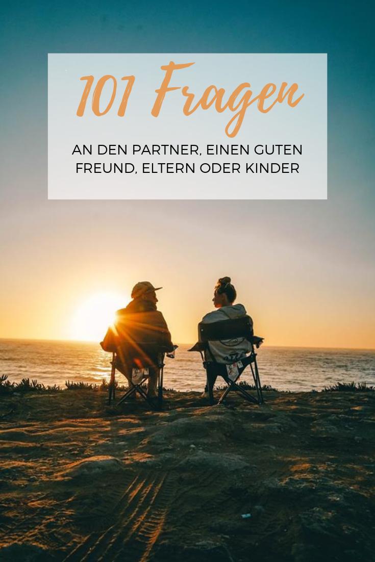 101 Fragen für gute Freunde