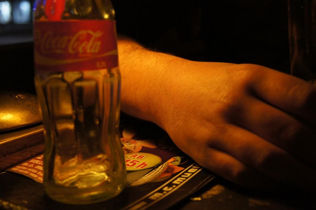 Coca-Cola-Flasche