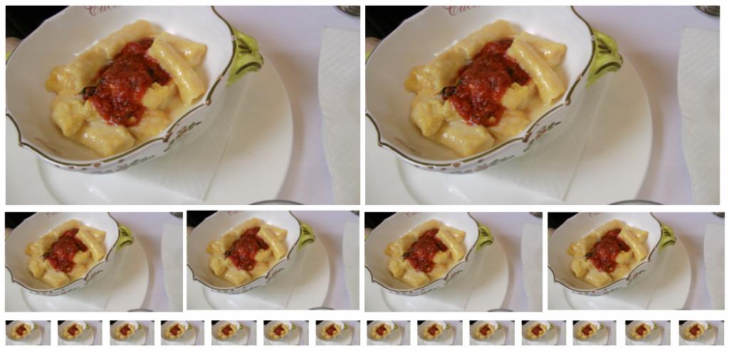 Pasta-mit-Sosse
