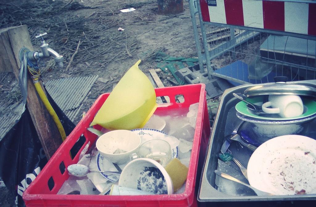 Spülen-Occupy