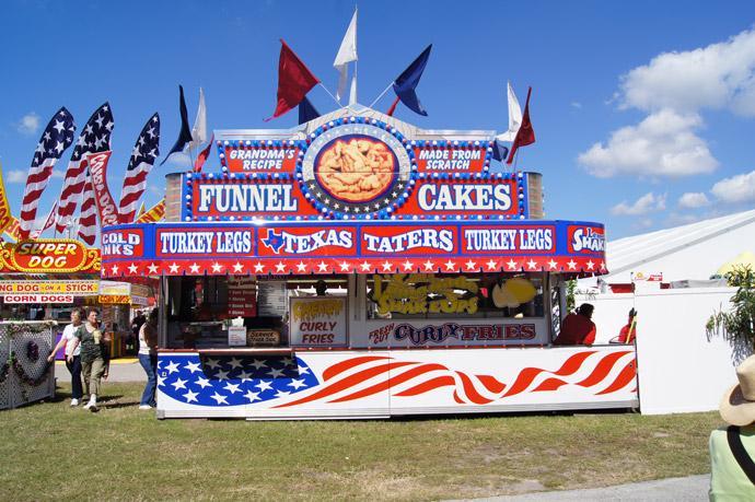Funnel-cake