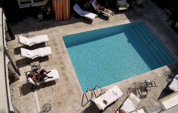 Hotel-mit-Pool-Miami