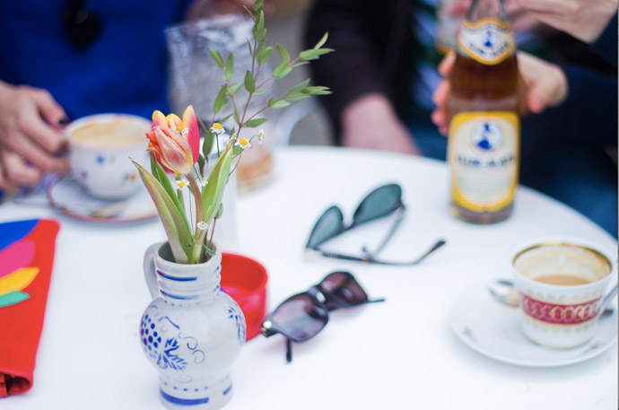 Gemutlich Kaffee Trinken In Berlin : Komm ein Wochenende nach Berlin! Ohne Hotel in Berlin!  Lilies Diary