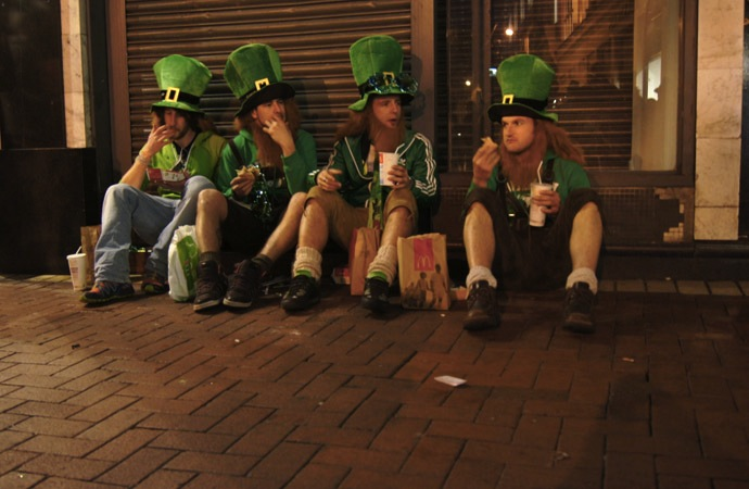 Kostum-patricks-day