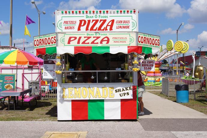 Pizza-Imbiss