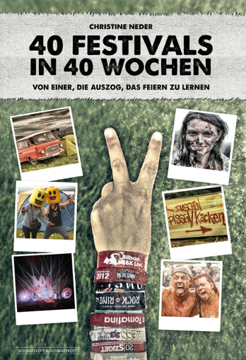 40 Festivals in 40 Wochen Christine Neder