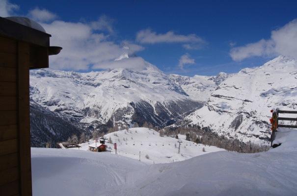 Berglandschaft-Schweiz