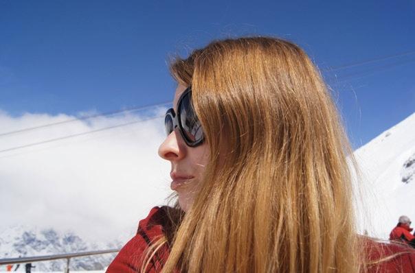 Sonnenschein-Brille
