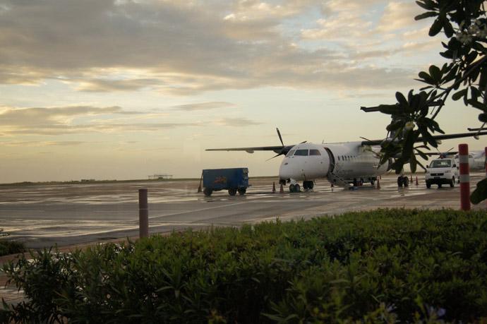 Airport-Barbados