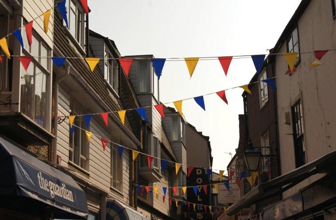 Brighton-Shopping