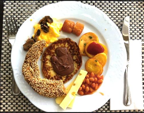 Gourmet-Festival-Frühstück