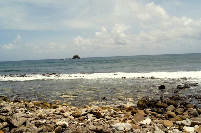 Pigeon-island-strand