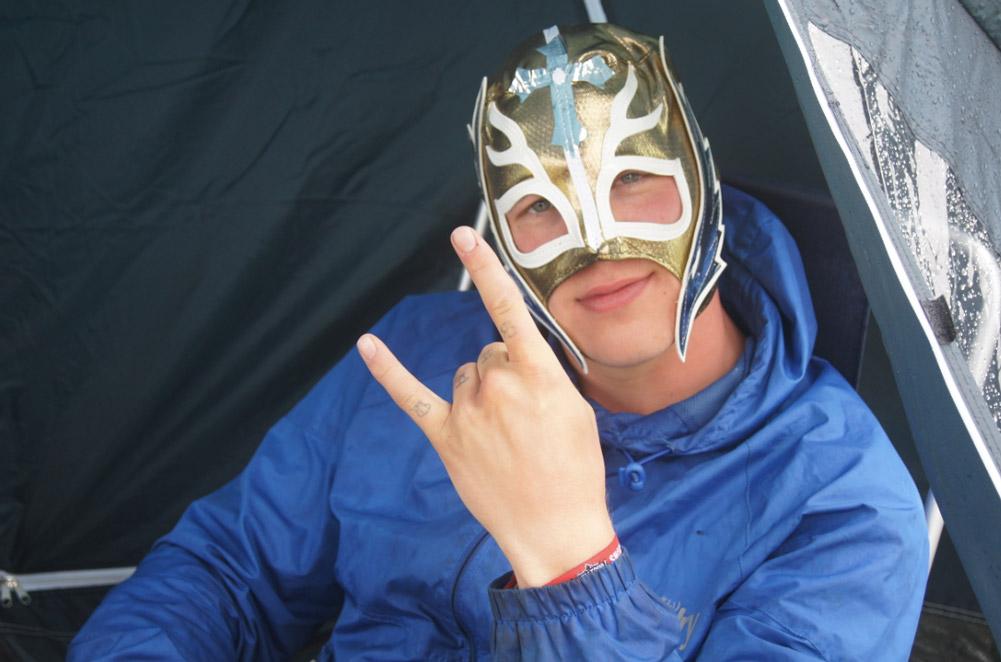 Festival-Masken