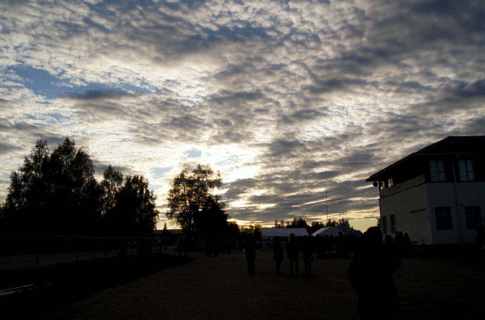 Himmel-Finnland