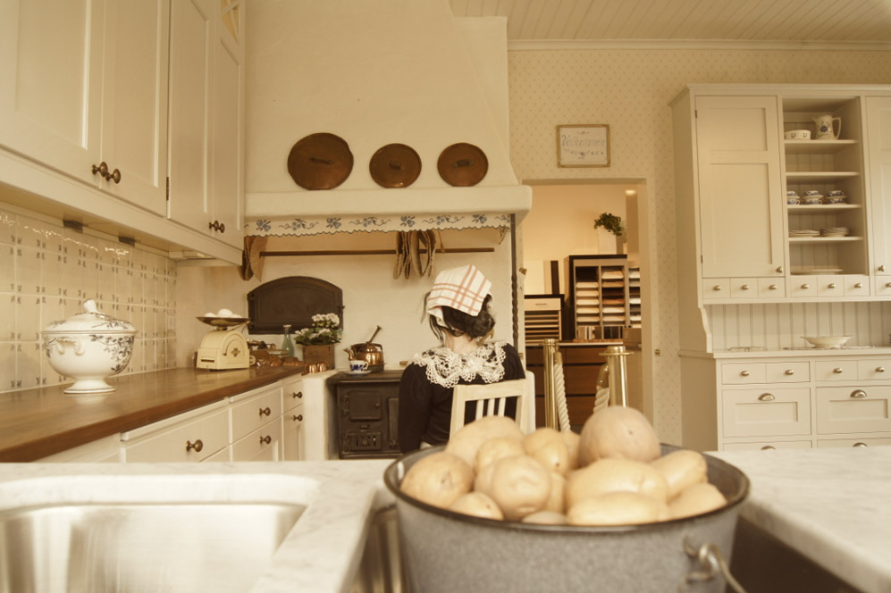 Omas-Küche