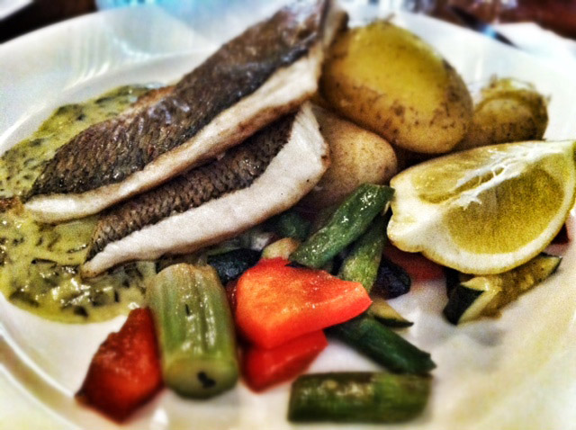 frischer-Fisch