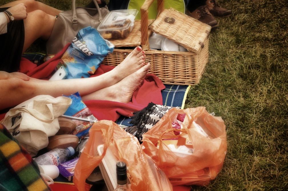 Ascot-Picknick