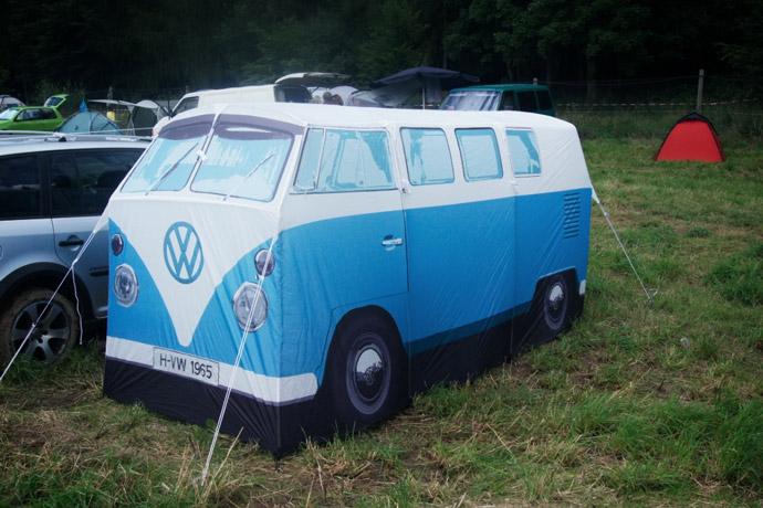 VW-Bus-Zelt