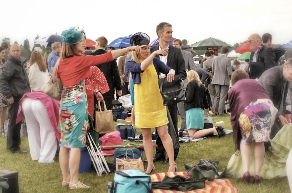 Royal Ascot-Frauen