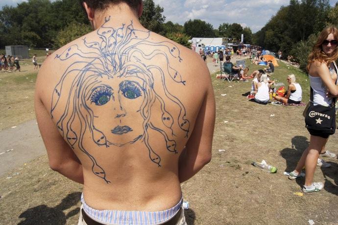 Edding-Tattoo-Sperma