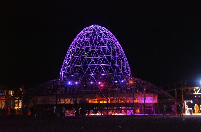 Kazantip-Nacht
