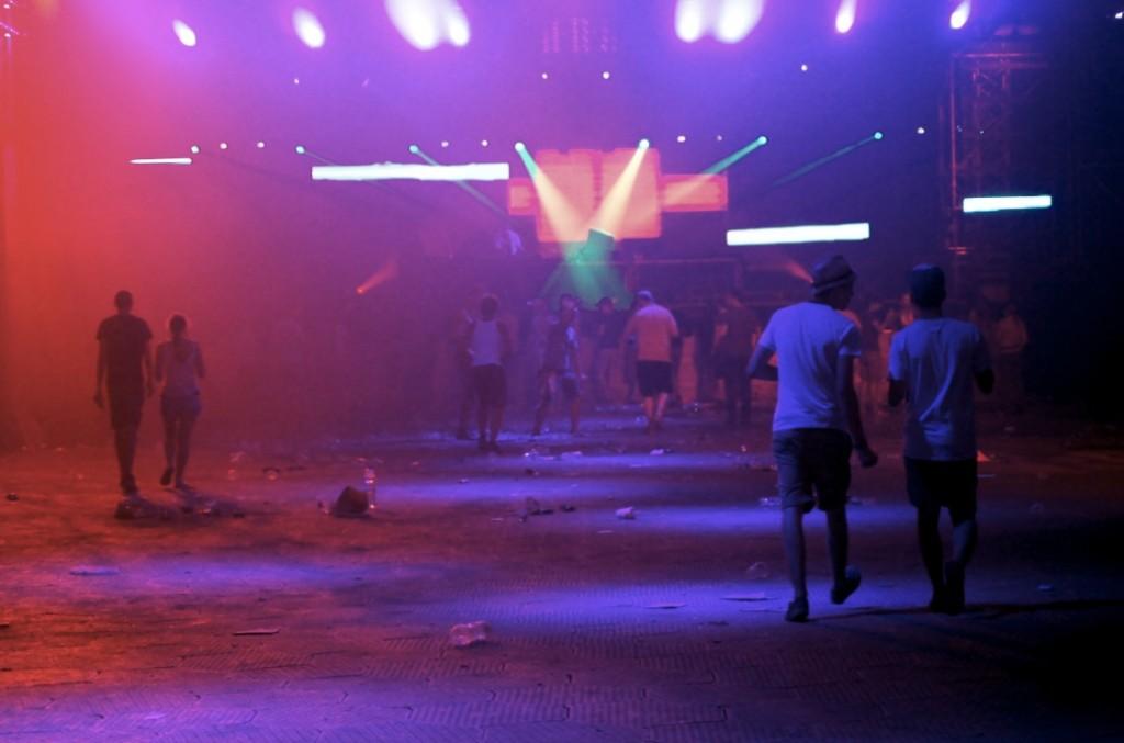 Sziget-Dancefloor