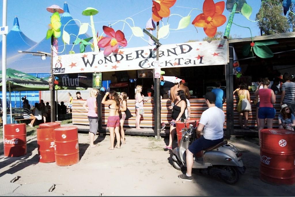 Sziget-Wonderland