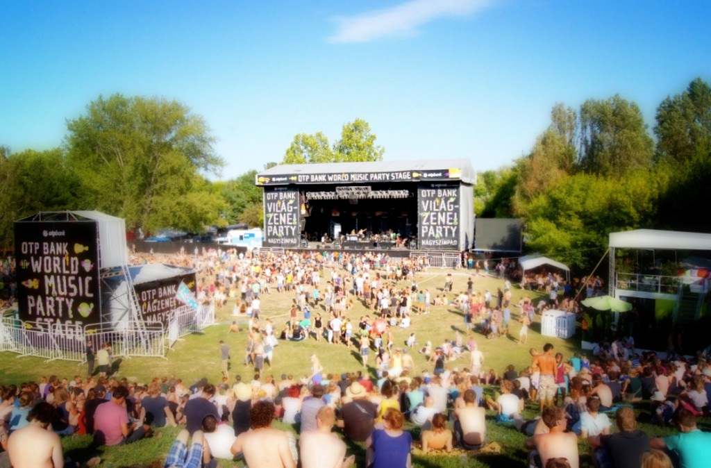 Sziget-Worldmusik-Stage