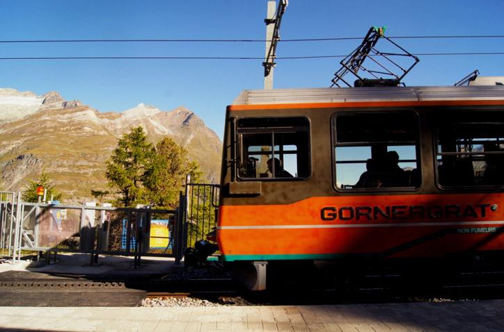 Bergbahn-Zermatt