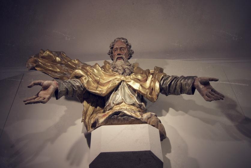 Heilige-Figur
