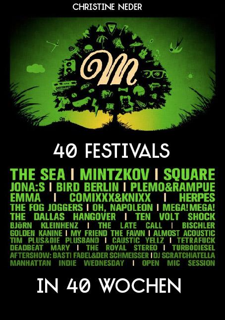 Cover-Festivalplakat