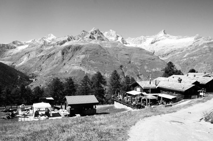 Zermatt-Hütten