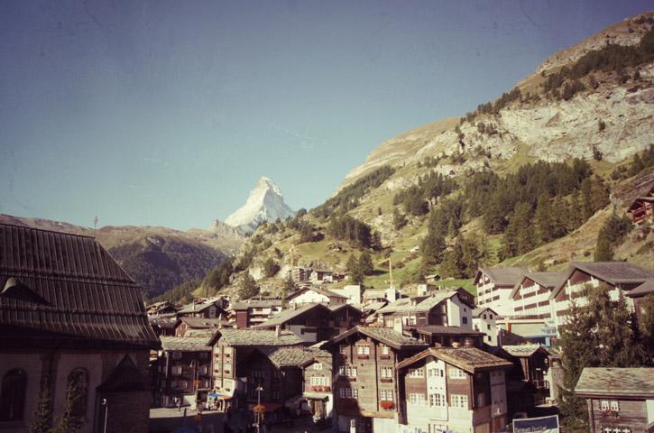 Zermatt-Schweiz