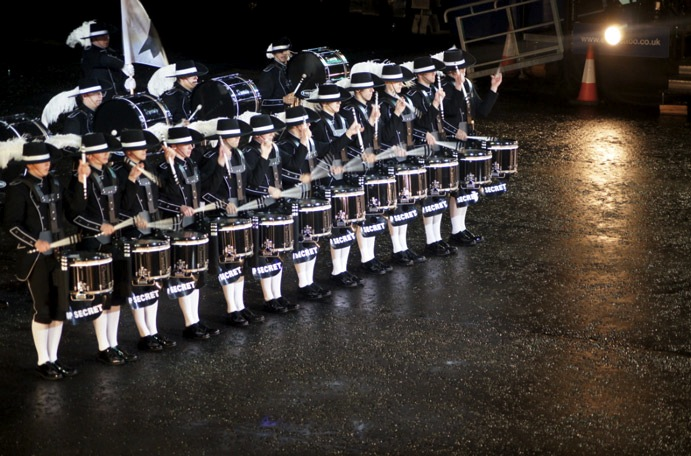 edinburgh-military-tattoo-festival-drummer