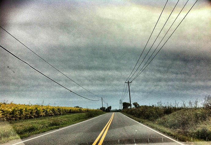 Amerika-Landschaft-Tennessee