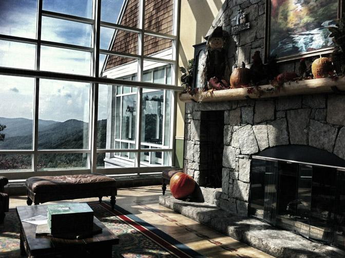 Amicalola Falls State Park Lodge-View