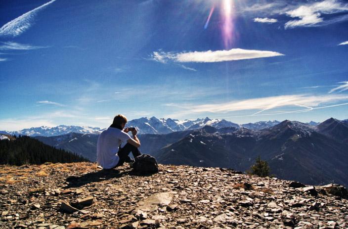 Aussichtsplattform-Kitzsteinhorn