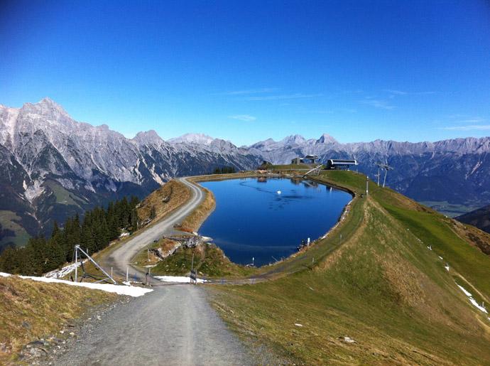 Bergsee-Asitz-Leogang