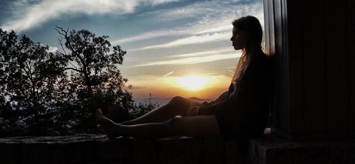 Sonnenuntergang-georgia
