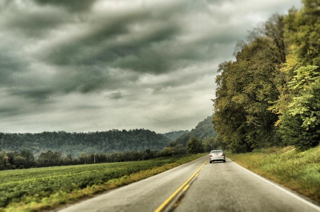 Tennessee-Landstraße