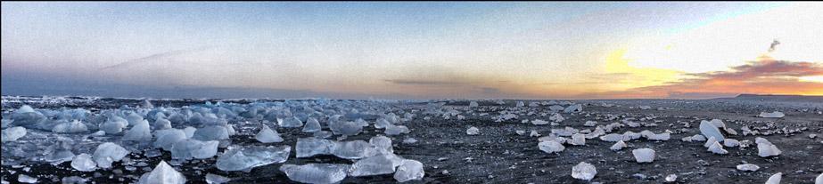 Eismeer-in-Island