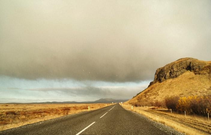 Island-Wanderung