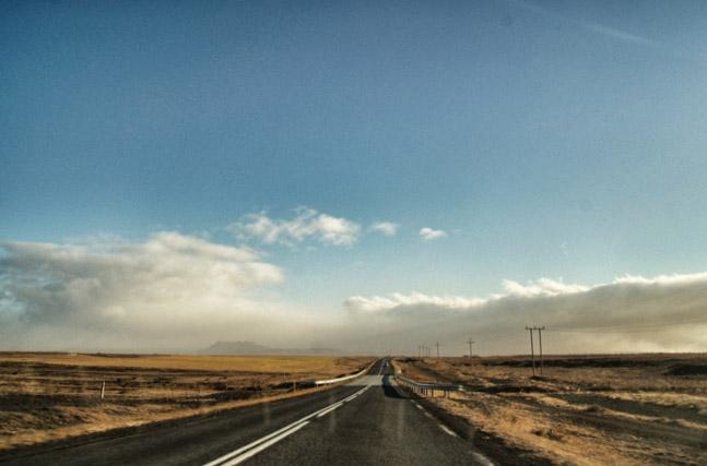 Island-reise